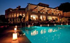 The five-star Four Seasons Hotel The Westcliff is located in Johannesburg, South Africa. It lies in the beautifully manicured gardens on a sloping hill from where magnificent views over Johannesburg's most prestigious suburbs can be admired. Destination Wedding Locations, Wedding Venues, Wedding Ideas, Africa Destinations, Four Seasons Hotel, Travel Agency, Hotels And Resorts, Luxury Travel, Hotel Offers