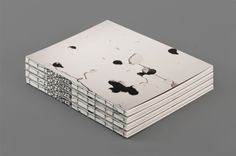 I like the binding and printed spine