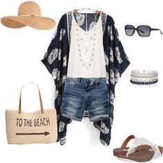 A fashion look from March 2016 featuring Topshop tops, Fat Face shorts and FitFlop sandals. Browse and shop related looks.