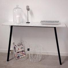 Avlastningsbord/ Hallbord - Inredningssten