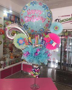 Celebra su cumpleaños de una manera especial  @dencantos #CreacionesDencantos #Dencantos #Floristeria #Tarjeteria #Peluches #Regalos #CalleComercio #Cagua #Aragua #Detalles #Globos #Cumpleaños #Golosinas