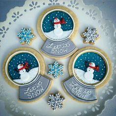 1022 Best Winter Cookies Images In 2019 Decorated Cookies