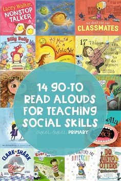 Go To Books to Teach Social Skills Go To Books to Teach Social Skills,My Future Classroom Every child needs some support with social skills. These are my go to books for teaching social skills. Social Skills Lessons, Social Skills For Kids, Social Skills Activities, Teaching Social Skills, Social Emotional Learning, Coping Skills, Life Skills, Social Work, Social Skills Autism
