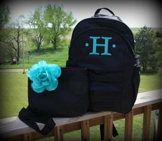 Thirty-One Gifts -  Summer Hostess Exclusive - Her Way Backpack Combo #ThirtyOneGifts #ThirtyOne #Personalization #Organization #CoolAndCute #HostessExclusive