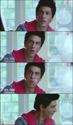 SRK - Cuteness redefined - Ra.One