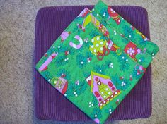 Christmas Tablecloth Toy Ornament