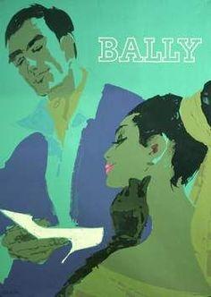 Bally ~ Donald Brun