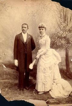 Charles and Willa Bruce, 1880's Charles and Willa owned a beach resort called Bruce's Beach in Manhattan Beach, CA, one of the few beaches in 1900's open to African Americans