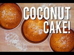 I'm a BIG coconut fan. I am half Grenadian in heritage so I think it's in my blood. I love the subtle sweet taste of coconut as well as the richness. This cake uses both coconut milk and sweetened desiccated coconut. I'm crazy about it and I have managed to convert many coconut haters in my day with this deli