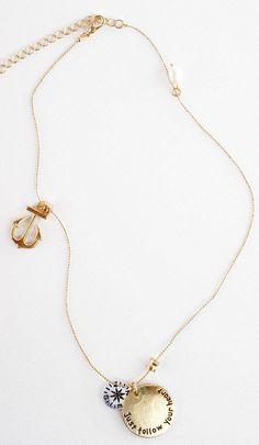 Love this Fashion Nova necklace