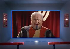 Colin Baker in Star Trek Continues