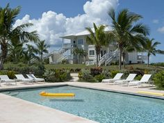 Governor's Harbour condo rental - Buttonwood Reserve, and heated pool.