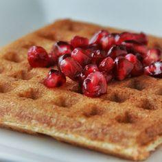 Amish Overnight #Breakfast Waffles