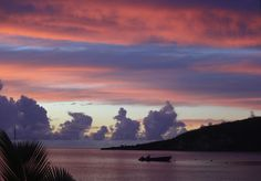 Anguilla sunsets are the best!