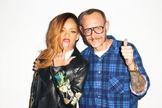 Rihanna by Terry Richardson for Rolling Stones Magazine (15 Pictures)