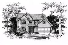 Traditional   House Plan 49079