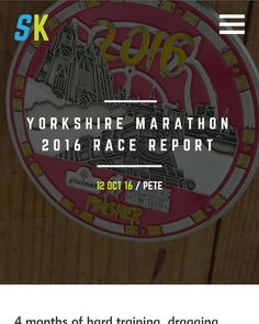 Yorkshire marathon race report blog is now up on Sprint Kitchen! Get on over there if you fancy a quick read  I fcking love running  #Yorkshire #fitnessblogger #blogger #blog #sprintkitchen #York #yorkshiremarathon  #marathon #marathontraining #training #fitness #fit #run #runner #running #justdoit #nike #nikerunning #adidas #healthy #cardio #workout #love2run #pb