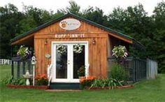 Dog Boarding Kennel Designs - Bing Images (small sheds dog breeds) Dog Boarding Kennels, Pet Boarding, Dog Kennels, Animal Boarding, Build A Dog House, Dog House Plans, Cabin Plans, Shelter Dogs, Rescue Dogs