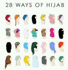 28Ways hijab