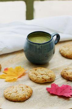 Cookies sans gluten au citron et graines de chia
