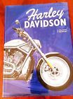 Harley Davidson; Beautiful Large Format Coffee Table Size Book