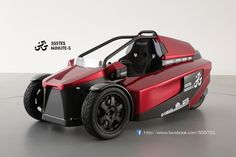 TOYOTA MINUTE-S