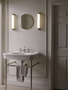Davey Lighting launches a range of new bathroom and outdoor lights, including the 'Cabin LED' wall light, inspired by an original Davey design from the Modern Bathroom Lighting, Bathroom Ceiling Light, Pillar Lights, Led Wall Lights, Cabin Lighting, Luxury Lighting, Linear Lighting, Lighting Design, Lighting Ideas