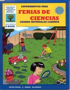 EXPERIMENTOS PARA FERIAS DE CIENCIAS