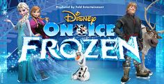 Want to take your family to see Disney On Ice Frozen??  We have your chance to win a family 4