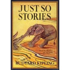 Rudyard Kipling theme, chosen by his papi