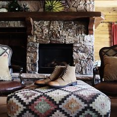 We are spending this weekend in Park City Utah with @taft in this amazing cabin made possible by @homeaway #taftweekend