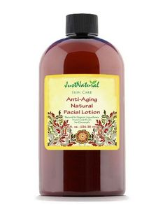Anti-Aging Nutritive Facial Lotion | Anti-Aging - Lotions | Just Nutritive