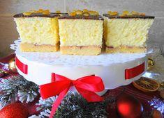 Sernik Wigilijny. Cheesecakes, Vanilla Cake, Food, Cakes, Vanilla Sponge Cake, Meal, Essen, Hoods, Cheesecake