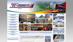Sitio Web - Transportes Cromotex