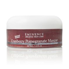 Cranberry Pomegranate Masque #EminenceOrganicSkinCare