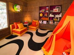 Eclectic Teen Rooms | Kids Room Ideas for Playroom, Bedroom, Bathroom >> http://www.hgtv.com/design/rooms/kid-rooms/eclectic-teen-rooms-pictures?soc=pinterest