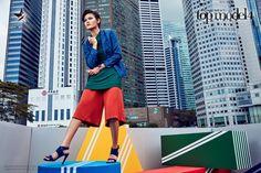 "Jiratchaya ""Tawan"" Kedkong [Thailand] -- Cycle 4 Asia's Next Top Model, Photoshoot, Pictures, Thailand, Women, Magazine, Style, Fashion, Photos"