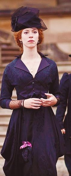 Early 20th century fashion from the British miniseries 'Parade's End'