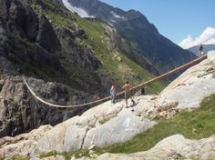 Triftbtucke - Valle del Trift - Sustenpass - Oberland Bernese - Svizzera