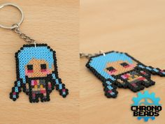 Patterns Kid Navi The Legend Of Zelda Fairy Hama Perler Beads Pattern Hama Beads Kawaii, Diy Perler Beads, Pearler Bead Patterns, Perler Patterns, Beaded Cross Stitch, Cross Stitch Patterns, Jinx League Of Legends, Hama Mini, Pixel Art Templates