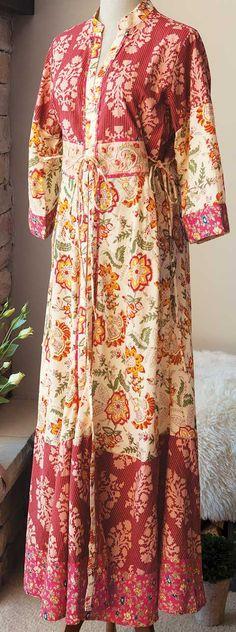 Bohème Dressing Gown