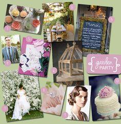 Garden Inspired via ohwhatlove.com