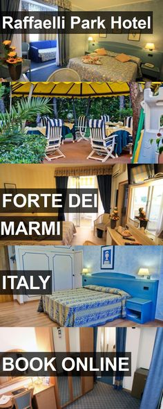 Hotel Raffaelli Park Hotel in Forte dei Marmi, Italy. For more information, photos, reviews and best prices please follow the link. #Italy #FortedeiMarmi #RaffaelliParkHotel #hotel #travel #vacation