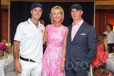 Gonzalito Pieres, Helga Piaget, and Philippe Leopold-Metzger