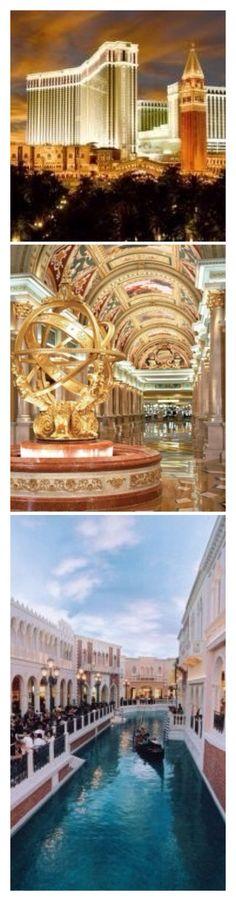The Venetian Resort Hotel Casino - Las Vegas The Strip - Las Vegas - NV