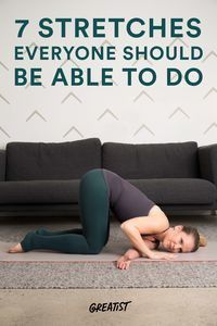 Even if your goals don't involve Instagram-yogi fame, flexibility matters.  #flexibility #stretches http://greatist.com/move/stretching-exercises-how-to-test-your-flexibility