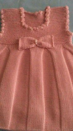 Zerrin'den. Girl's 'pleated' dress.