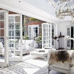 Looking for new trending french door ideas? Find 100 pictures of the very best french door ideas from top designers. House Plans, Doors, Home, Renovations, House Styles, New Homes, French Doors, Outdoor Rooms, House