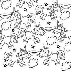 Free Printable Unicorn Colouring Pages for Kids - Buster Children's Books Free Kids Coloring Pages, Coloring Pictures For Kids, Unicorn Coloring Pages, Coloring Sheets For Kids, Mermaid Coloring, Coloring Pages To Print, Free Printable Coloring Pages, Templates Printable Free, Free Coloring