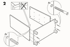 link to bookcase instructions